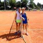 Laura Cinelli & Klaartje Van Baarle