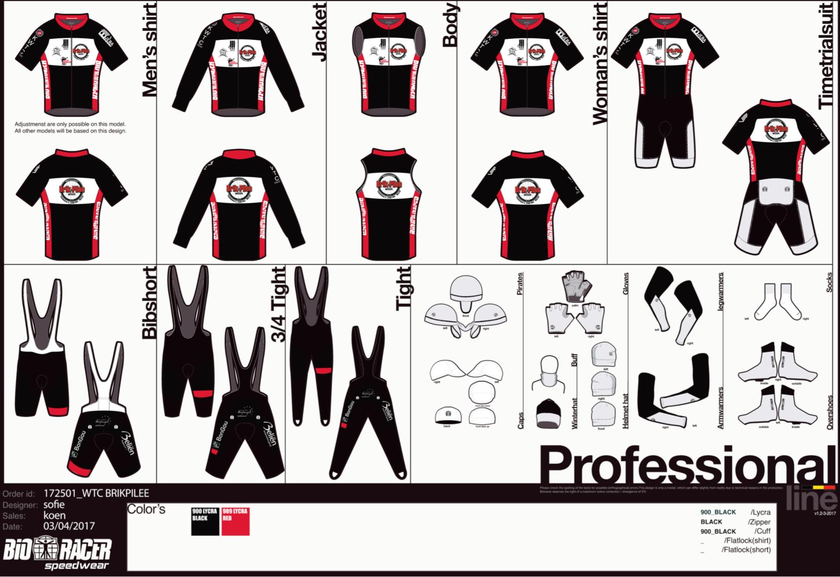 Brik Pilée outfit